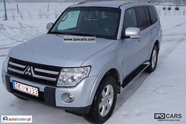 2007 Mitsubishi  Pajero Other Used vehicle photo