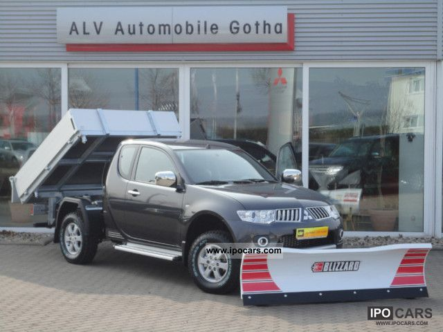 2011 Mitsubishi  2.5DI L200-D CC Inform also Flatbed / tipper Off-road Vehicle/Pickup Truck New vehicle photo