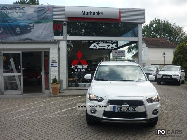 2011 Mitsubishi Outlander 2.0 2WD Edition Other Demonstration Vehicle ...