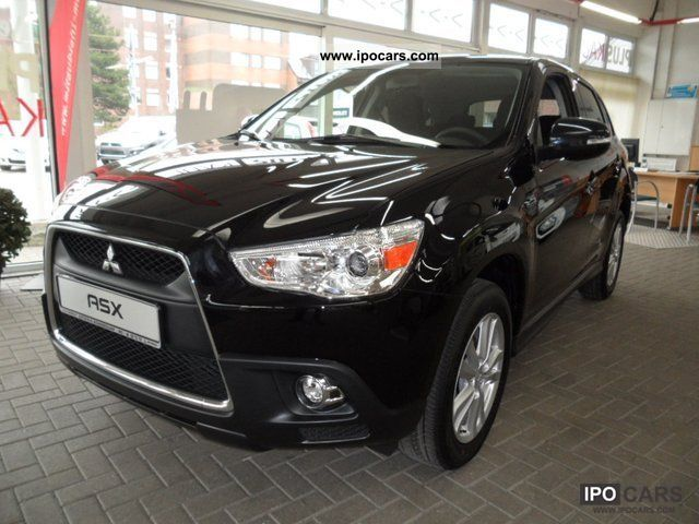 2011 Mitsubishi  ASX 35 years 1.8 DI-D Cleratec 2WD - immediately avail Off-road Vehicle/Pickup Truck New vehicle photo