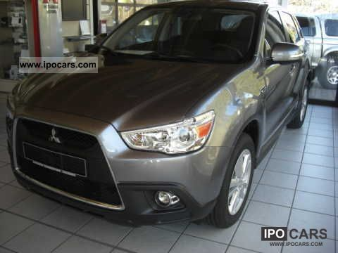 2011 Mitsubishi  ASX 1.8 diesel Special Edition 2WD model Limousine New vehicle photo