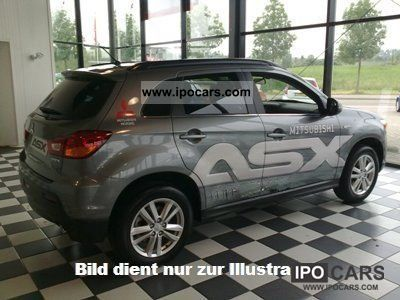 2011 Mitsubishi  ASX 1.8 DI INTENSE ClearTec Off-road Vehicle/Pickup Truck New vehicle photo