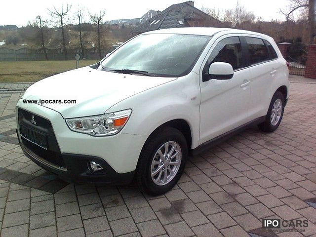2011 Mitsubishi  ASX 1.8 Diesel 4x4 AIR TRONIC Off-road Vehicle/Pickup Truck Used vehicle photo