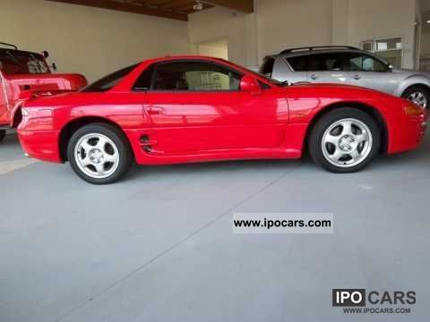 1998 Mitsubishi  3000 GT Sports car/Coupe Used vehicle photo