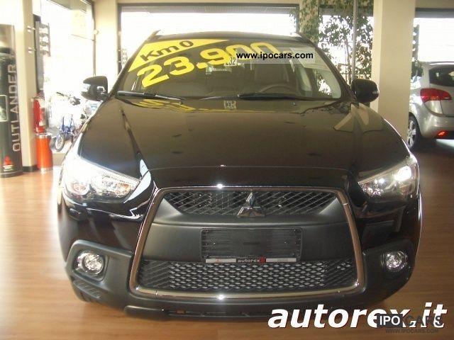 2008 Mitsubishi  ASX 1.6 2WD Intense Panoramic Luxury & Navi pack Off-road Vehicle/Pickup Truck New vehicle photo