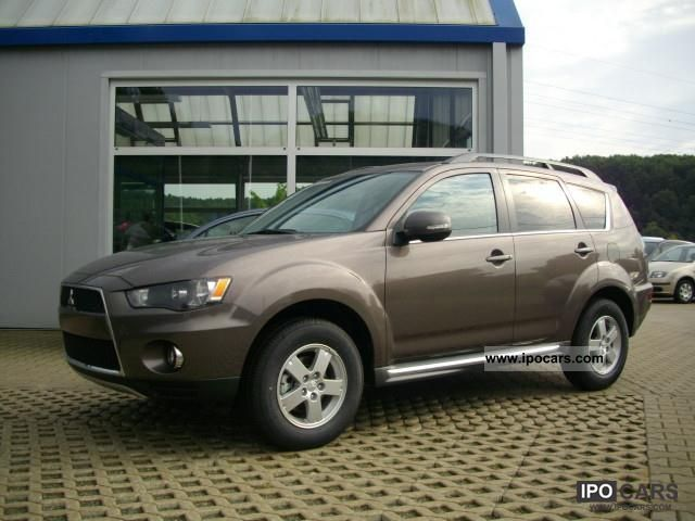 2012 Mitsubishi  Outlander 2.2 DI-D 4WD NEW NOW AVAILABLE Off-road Vehicle/Pickup Truck Used vehicle photo