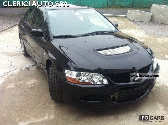 2005 Mitsubishi  2.0 4WD Lancer Evo VIII GSR (E ORIGINAL TAGLIAN Limousine Used vehicle photo