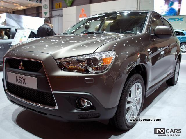 Mitsubishi asx 2011 specs