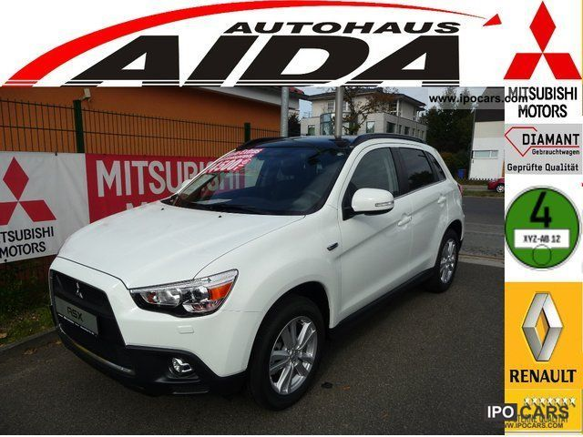 2011 Mitsubishi  6.1 MIVEC 2WD ASX CLEARTEC Instyle * NAVI LEATHER * Off-road Vehicle/Pickup Truck New vehicle photo
