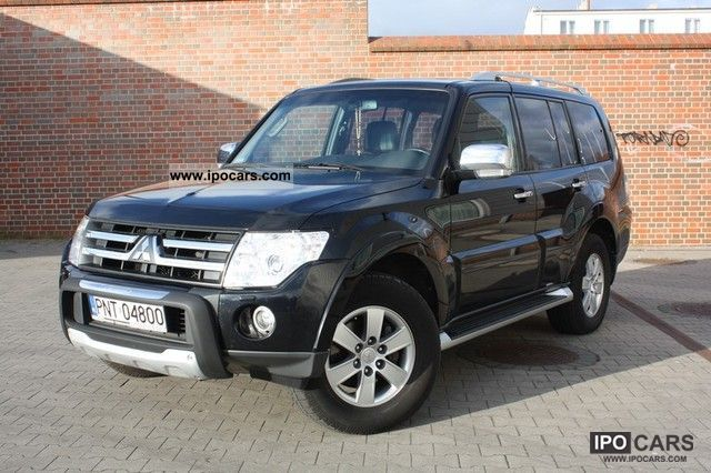 2009 Mitsubishi  3.2 DID seven bedded, SALON POLSKA Off-road Vehicle/Pickup Truck Used vehicle photo