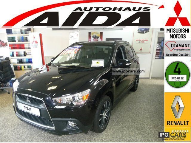 2011 Mitsubishi  ASX 2WD 1.8 DI-D Intense CLEARTEC Off-road Vehicle/Pickup Truck New vehicle photo