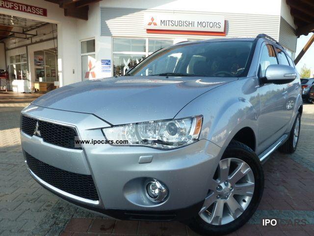 2012 Mitsubishi  Outlander 2.2 DI-D 2WD \ Off-road Vehicle/Pickup Truck Used vehicle photo