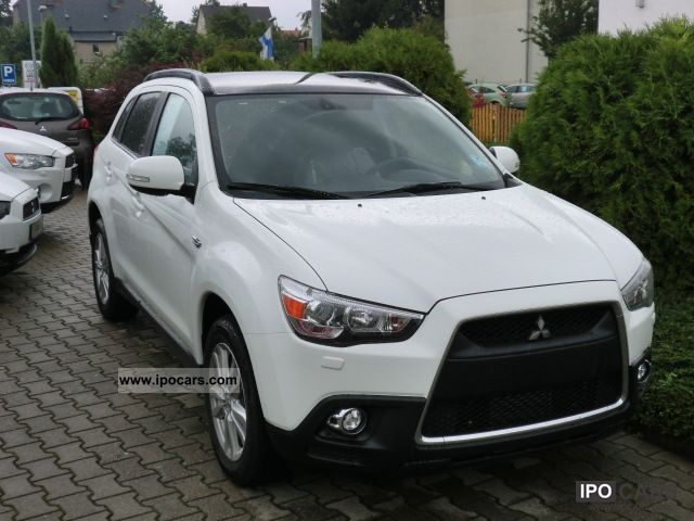 2011 mitsubishi asx 1 8 4wd intense klimaaut xenon new model car photo and specs. Black Bedroom Furniture Sets. Home Design Ideas