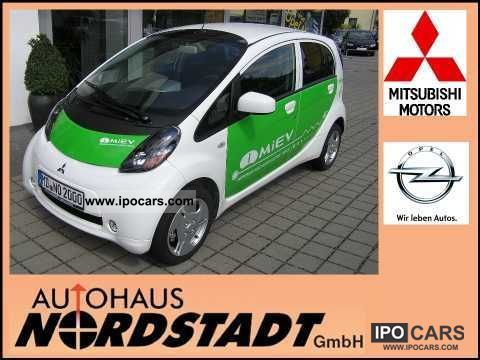 Mitsubishi  i-MiEV 2011 Electric Cars photo