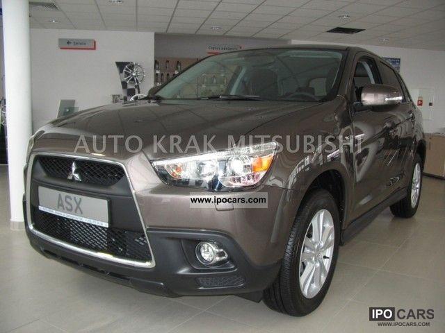 2011 Mitsubishi  ASX Intense 1.8 D-ID MIVEC 2WD (150KM) Other New vehicle photo
