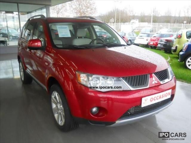 2009 Mitsubishi  Outlander 2.0 DI-D INSTYLE Off-road Vehicle/Pickup Truck Used vehicle photo