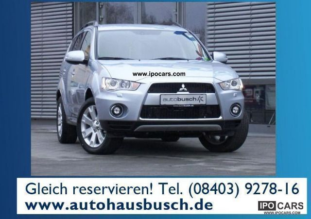 2012 Mitsubishi  Outlander 2.2 DI-D Instyle! Special Price! Limousine Pre-Registration photo
