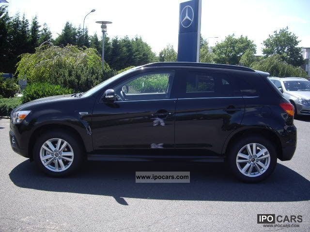 2007 mitsubishi asx 1 8 di d 4wd intense car photo and specs. Black Bedroom Furniture Sets. Home Design Ideas