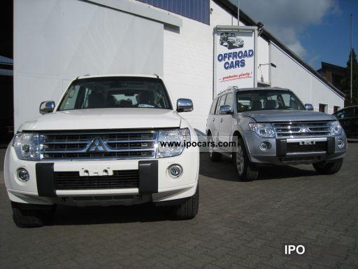 2012 Mitsubishi  GLS 3.8L xenon / Neuwag. / Export net € 25,900 Off-road Vehicle/Pickup Truck Used vehicle photo