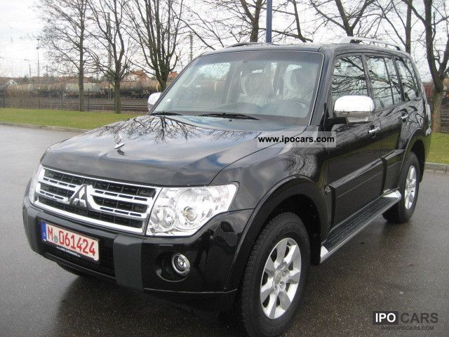 2012 Mitsubishi  Pajero Automatic 3.5 Limited Edition New Cars Off-road Vehicle/Pickup Truck Used vehicle photo