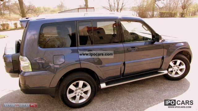 2008 Mitsubishi  Pajero * AUTOMATIC XENON ZAREJESTROWANY * Off-road Vehicle/Pickup Truck Used vehicle photo