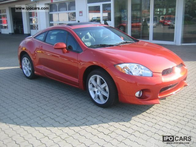 2011 Mitsubishi  Eclipse new cars Sports car/Coupe New vehicle photo