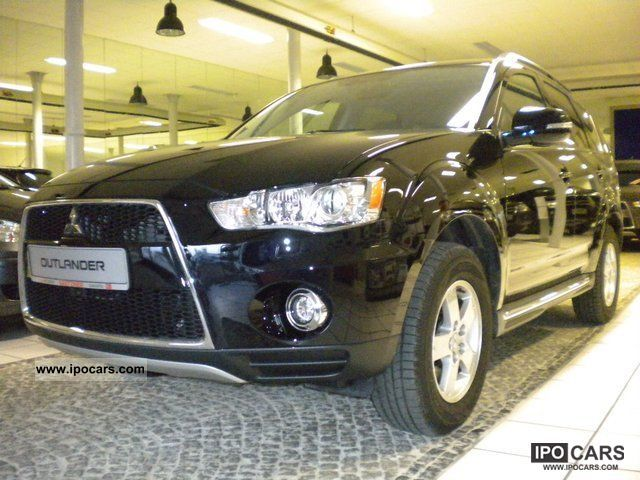 2012 Mitsubishi  Outlander 4WD Instyle Off-road Vehicle/Pickup Truck Demonstration Vehicle photo