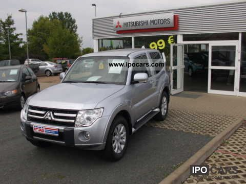 2011 Mitsubishi  Pajero 3.2 DI-D 3-door Intense Off-road Vehicle/Pickup Truck New vehicle photo
