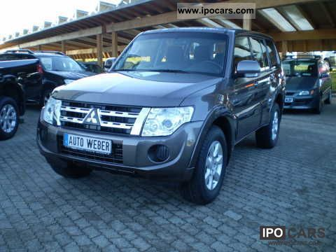 2011 Mitsubishi  Pajero 3.2 DI-D 5-door Invite Off-road Vehicle/Pickup Truck Employee's Car photo