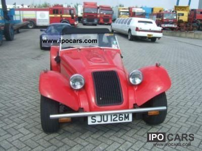 Morgan  MERLIN 2.0 TF REPLICA L. 1974 Vintage, Classic and Old Cars photo