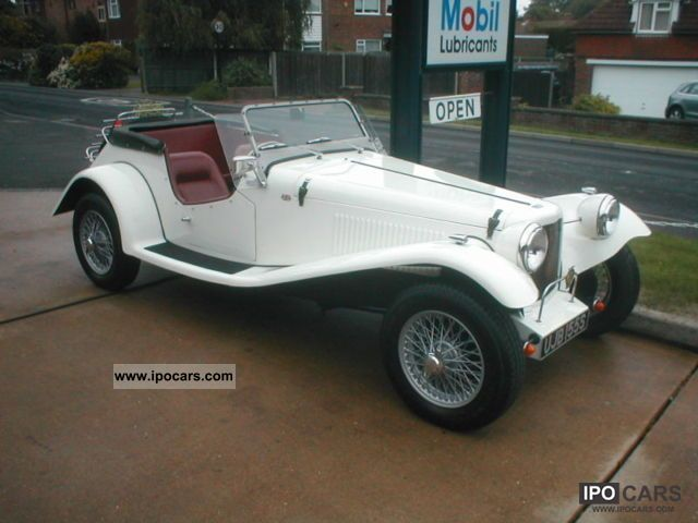 Morgan  NG TF pastiche 1973 Vintage, Classic and Old Cars photo
