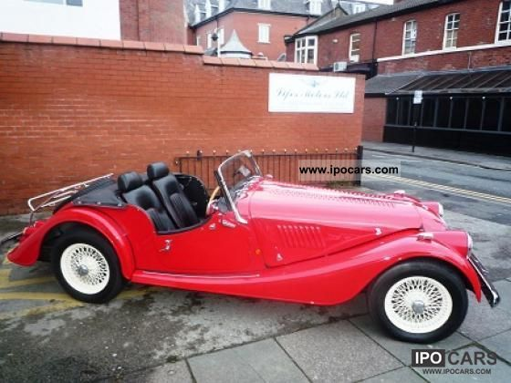 1997 Morgan 4 4 2 Convertible Hand Stainless Steel