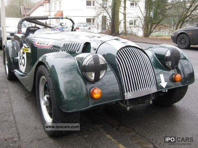 Morgan  4/4 race car race car RHD 1971 Vintage, Classic and Old Cars photo