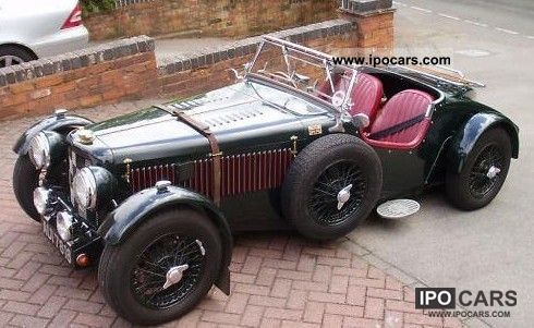 Morgan  NG TC Roadster 1972 Vintage, Classic and Old Cars photo