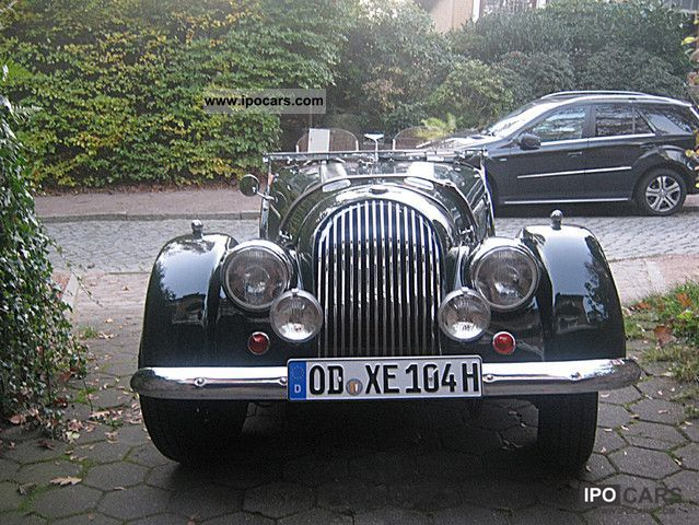 Morgan  Plus 4 1955 Vintage, Classic and Old Cars photo
