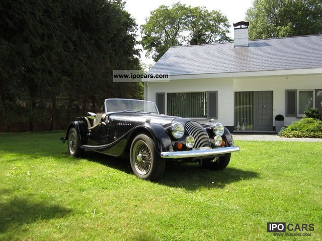 Morgan  1978 original paint and only 36000km!!! LHD 2-seater 1978 Vintage, Classic and Old Cars photo