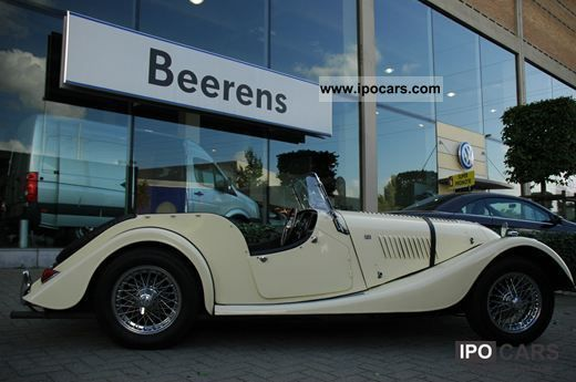 Morgan  Plus 4 roadster 1967 Vintage, Classic and Old Cars photo