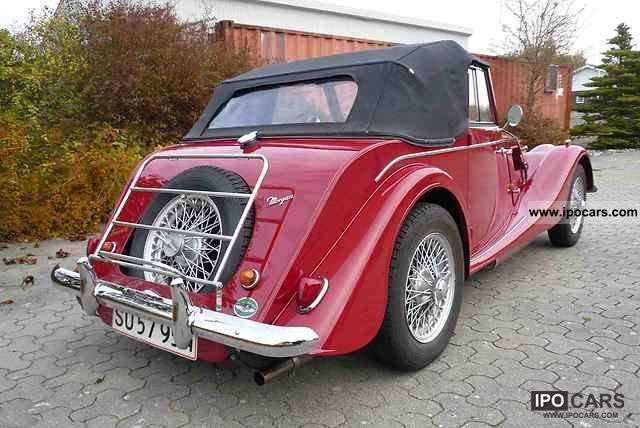 Morgan  Plus 4 DHC 1961 Vintage, Classic and Old Cars photo