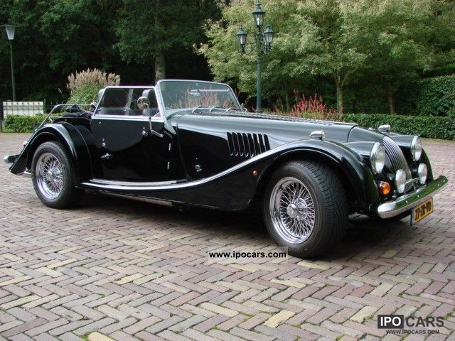 2008 morgan roadster 3 0 v6 convertible 228 pk car photo and specs. Black Bedroom Furniture Sets. Home Design Ideas