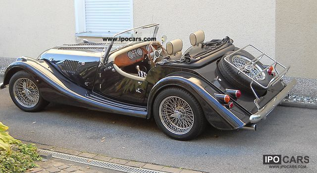 2008 morgan roadster v6 car photo and specs. Black Bedroom Furniture Sets. Home Design Ideas