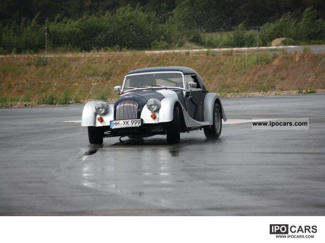 Morgan  ROADSTER LIGHTWEIGHT RACE NO RISK 2010 Race Cars photo