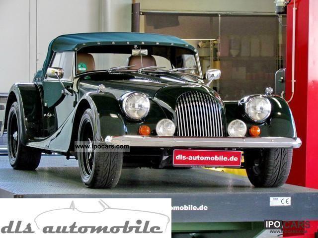 fd6cca3bce 1997 Morgan Plus 8 4.0 Long Door BRG   Caramel - Car Photo and Specs
