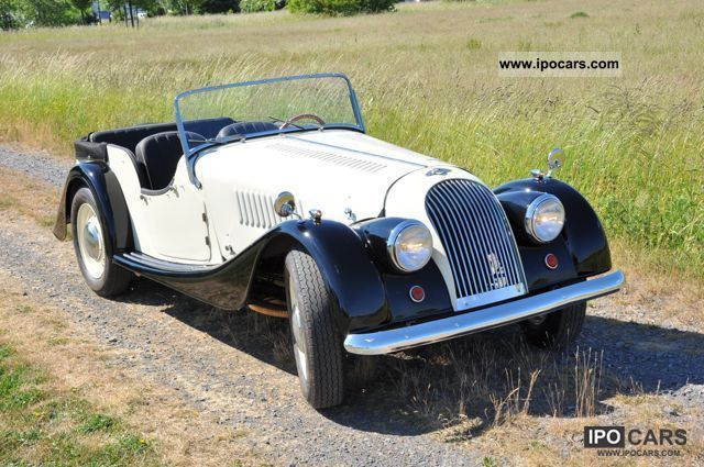 Morgan  Frame off restoration, rare collector's item 1957 Vintage, Classic and Old Cars photo