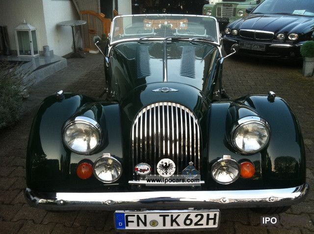 Morgan  Very good condition Plus 8 and H-approval 1971 Vintage, Classic and Old Cars photo