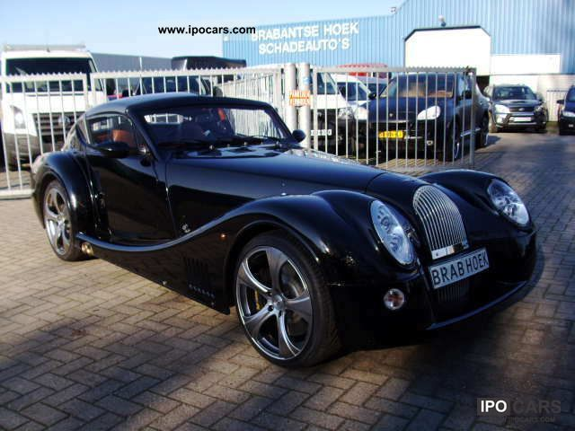 2010 Morgan  Aero 8 SUPER SPORT Cabrio / roadster Used vehicle photo