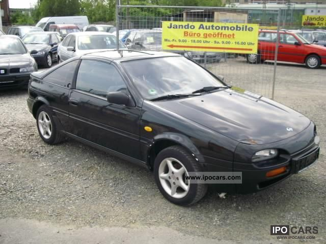 1995 Nissan  100 NX 1.6 Sports car/Coupe Used vehicle photo
