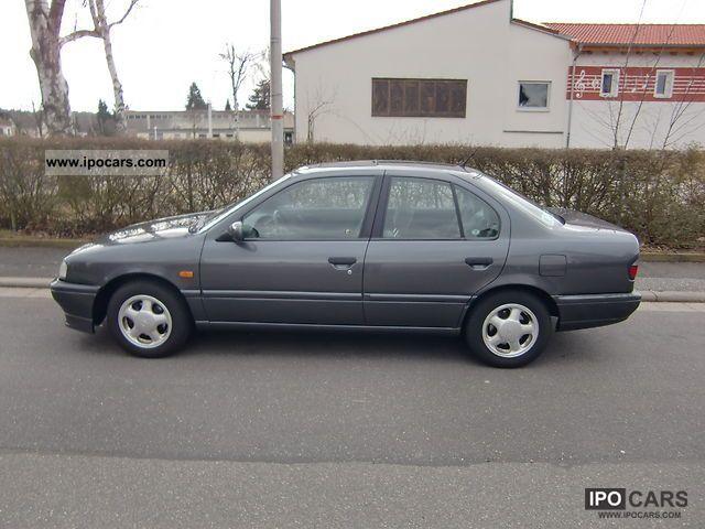 Quotazioni usato Nissan Primera (1996->1999) 16-16V-SE-4p ...