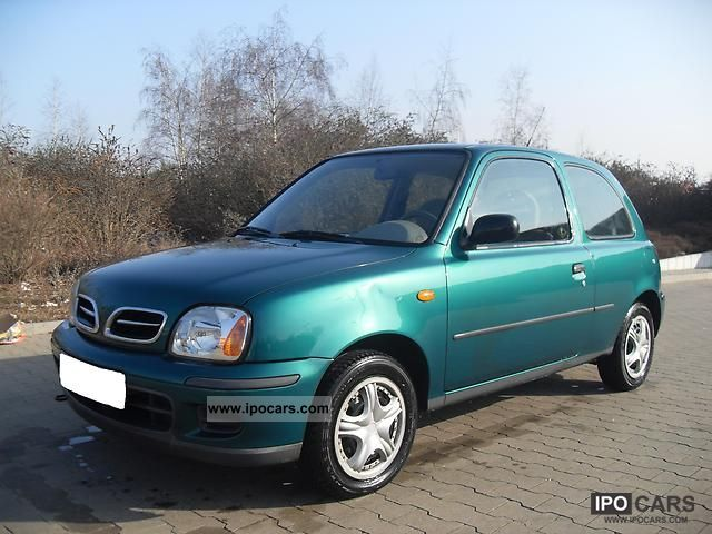 Nissan Micra 2001 : 2001 nissan micra 1 0 car photo and specs ~ Gottalentnigeria.com Avis de Voitures