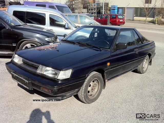 ... Nissan Sunny Coupe 1.6 SLX * 89 000 * KM 1990 Used Vehicle Photo