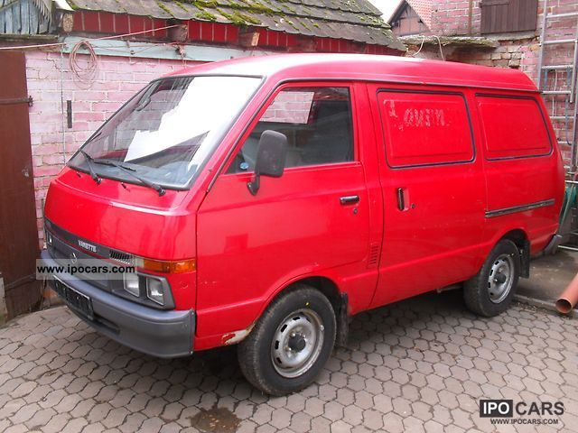 1994 Nissan  Vanette Van Van / Minibus Used vehicle photo